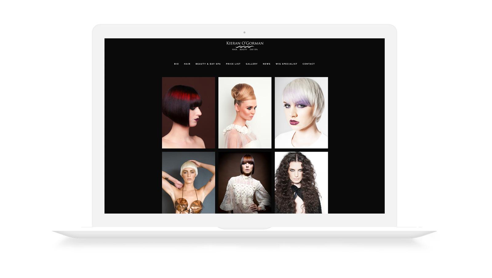 kieran o'gorman web design