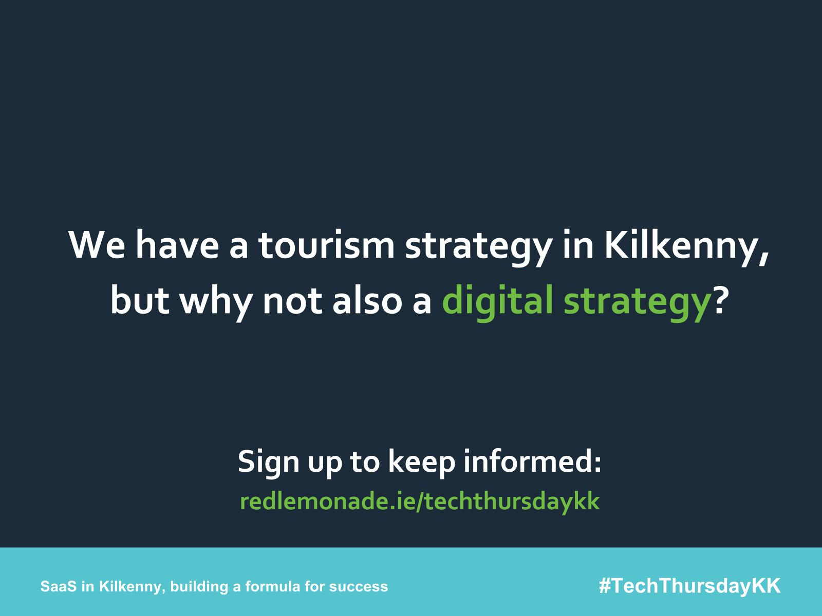 digital strategy, Kilkenny