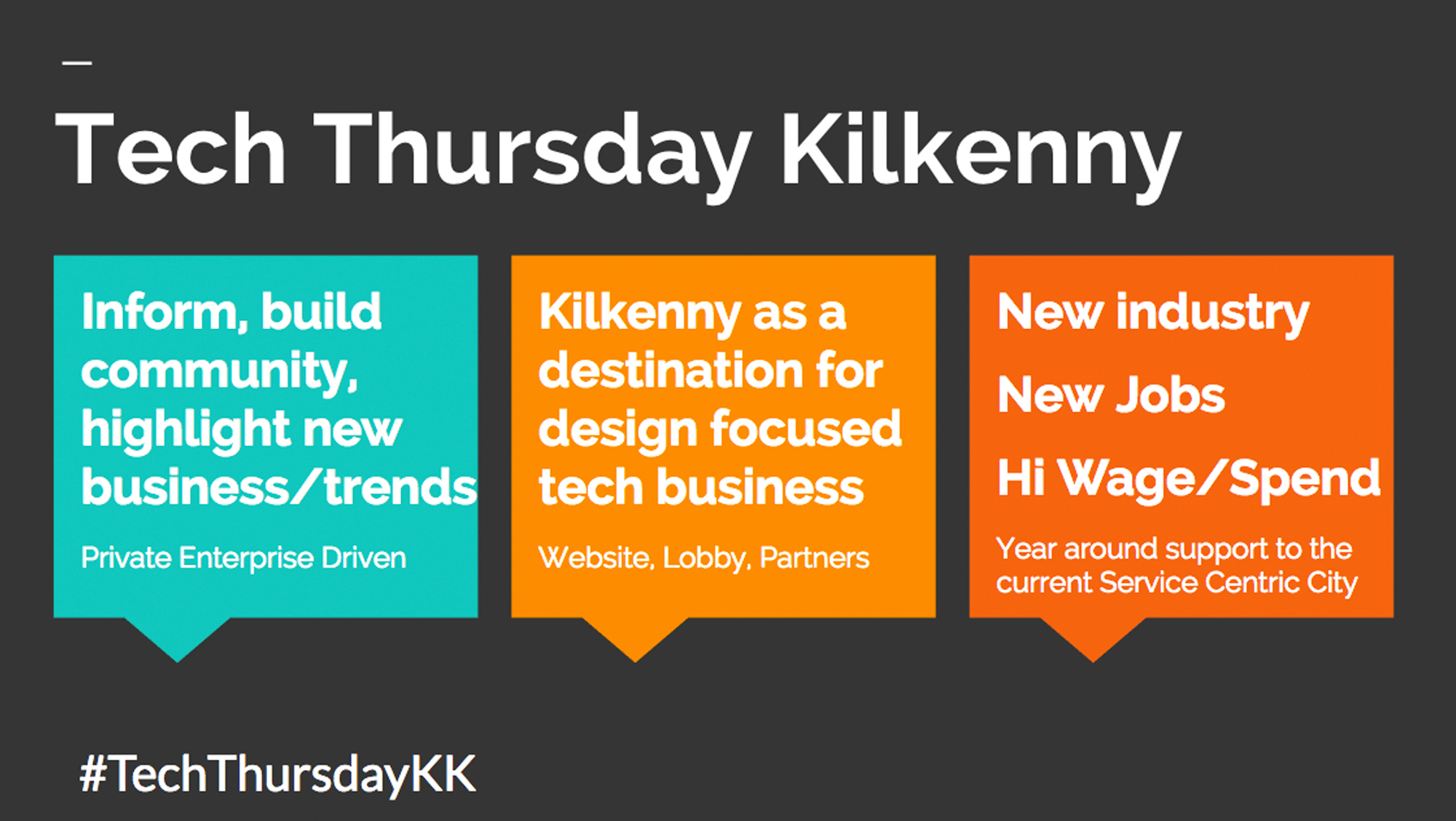 TechThursday Kilkenny